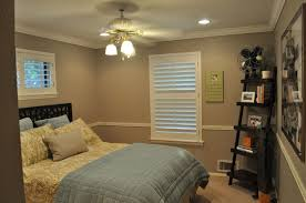 sleek brass master bedroom lighting idea using recessed lamp also mini chandelier