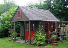 subterranean space garden backyard huts cabins sheds. Backyard Retreats Decoration Ideas For Landscaping Design Plans With Building Shed Garden Functional Subterranean Space Huts Cabins Sheds E