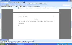apa format on word how to make a template for apa format in word 2003 youtube
