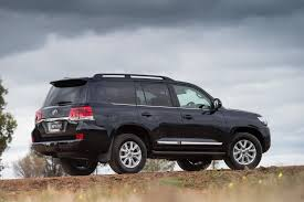 Updated 2016 Toyota Land Cruiser Gets Styling, Performance and ...