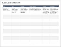 Sales Calls Template Pre Sales Call Checklist Post Sample Cold Calls Tracking