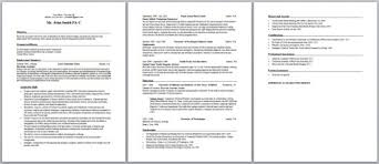 The Ultimate Resume and CV Bundle. Physician Assistant Cover Letter  Templates