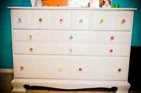 furniture drawer pulls and knobs. White With Colorful Drawer-pulls Or Paint Polka Dots That Match The Rest Of Colors In Room. Furniture Drawer Pulls And Knobs