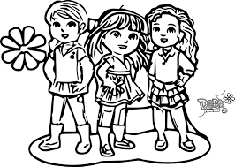 Small Picture Friend Coloring Page Coloring Coloring Pages