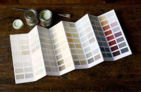 Zoffany Paint Colour Chart An Introduction To Colour Zoffany Paints Painting