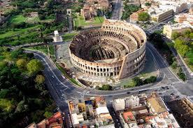 Kết quả hình ảnh cho Đấu trường Coliseé