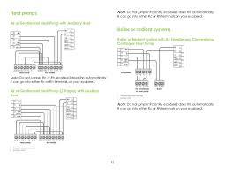 ecobee3 heat pump wiring ecobee3 image wiring diagram ecobee3 user guide on ecobee3 heat pump wiring