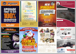 how to make a good flyer for your business awesome flyer poster design for your business for 5 pixelclerks