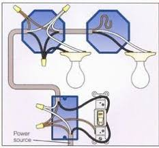 light outlet 2 way switch wiring diagram kitchen wiring diagram for multiple lights on one switch power coming in at switch