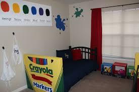 art themed bedroom design ideas