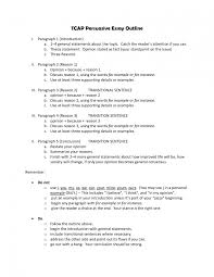 persuasive essay outline writing persuasive essay outline sample outline for research paper format