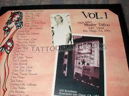 tattooflashbooks.com - Tahiti Felix Lynch - Electric Tattooing: Traditional  Americana, Volume 1