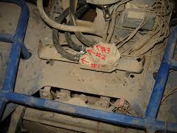 installing carb 95 magnum 425 polaris atv forum installing carb 95 magnum 425 01577 jpg