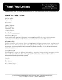 Thank You Letter To Employer Forms And Templates Fillable