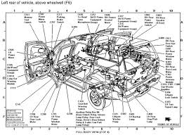 2001 ford f150 radio wiring harness diagram images cluster wiring ford explorer sport wiring diagram 1994 automotive