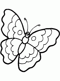 Cute Butterfly Coloring Sheets | Coloring Online - Coloring Home