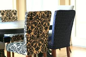 fabric dining room chair covers amazing best dining chair slipcovers