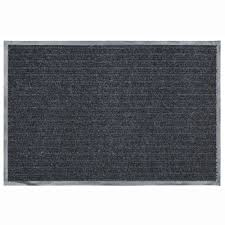 trafficmaster charcoal 36 in x 48 in commercial door mat