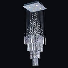 full size of lighting fascinating modern crystal chandelier 21 hot s square light length 300mm indoor