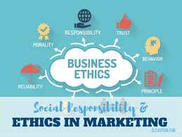 social responsibility ethics in marketing