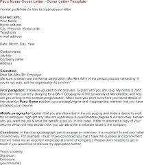 Sample Nurse Resume With Job Description Best Of Sample Nursing Cover Letter For Resume Resume Resume Cover Letter