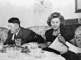 How Eva Braun's Champagne-Soaked Fantasies Fueled A 'Make-Believe Morality'  : The Salt : NPR