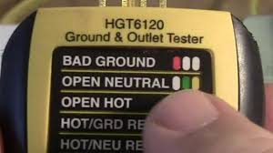 open neutral diagnose and fix your miswired receptacle
