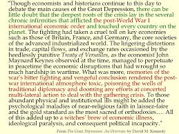 ib hoa unit day the causes of the american great though economists and historians continue to this day to debate the main causes of the great