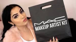 mac freelance makeup artist kit essentials you