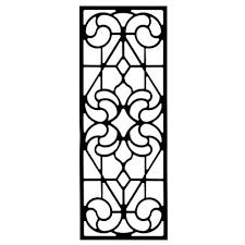 rectangular wrought iron rectangular wall art style 205 rectangular metal wall decor wrought