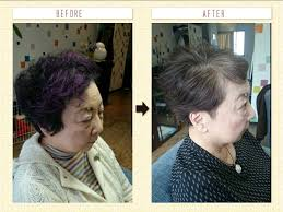 40代以降から若く見える髪型の特徴について Throughout 中高年 髪型