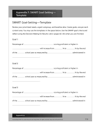 smart goals templates examples worksheets template lab smart goals template 03