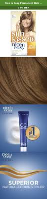 Nice N Easy Permanent Hair Color