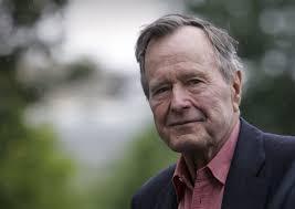 At 94 Lubbock Bush News President w H Former George Age Dies xY8qwnZC