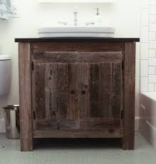 Pine Bathroom Cabinet The Reclaimed Wood Vanity Reclaimed Wood Bathroom Vanity Tsc