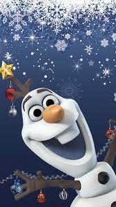 Christmas Olaf iPhone Wallpapers - Top ...