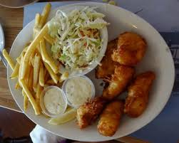 Chart Room Crescent City Great Fish Chips Picture Of Chart Room Restaurant
