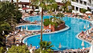 Hotel De Las Americas Playa De Las Americas Is Perhaps The Most Vivid Of The Main