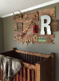 wilderness nursery baby s wilderness nursery regarding rustic nursery decor
