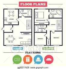 floor plan furniture symbols bedroom. Furniture Icons. Sofa, Cupboard, And Book Shelf. Floor Plan Symbols Bedroom U