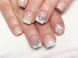 Nail Designs For Short Nails French Tip Short Acrylic Nails That Are Just As Fabulous As Long Ones