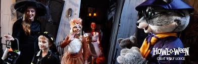 Howl-O-<b>Ween</b> | Fall Resort Events | GreatWolf.com