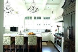 kitchen island chandeliers chandelier over small modern cha