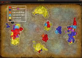 Wow kick ass map
