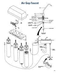 reverse osmosis faucet air gap. Perfect Faucet Air Gap Faucet Diagram To Reverse Osmosis T