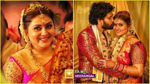 Actress Namitha Marriage And Reception Photos Video South Indian South Indian Marriage Reception Photos