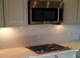 Large Tile Kitchen Backsplash White Hexagon Mother Of Pearl Shell Tile Kitchen Backsplash