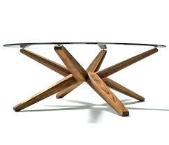 wood base glass top coffee table wood base glass top coffee table elegant round glass coffee