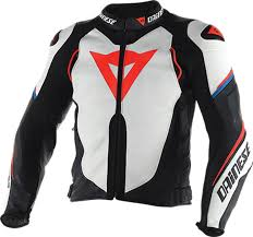 dainese super sd d1 motorcycle leather jacket clothing jackets white black red dainese