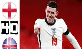 England vs Iceland 4-0 Goals Highlights ...